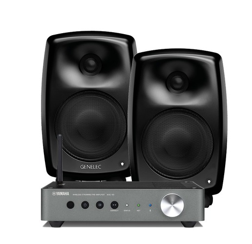 Genelec G Three + WXC-50
